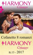 Cofanetto 8 romanzi Harmony Collezione   13