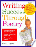 Writing Success Through Poetry