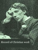 Record of Christian Work