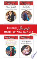 Harlequin Presents March 2017 Box Set 1 Of 2