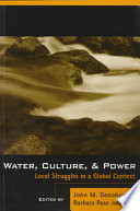 Water  Culture  and Power