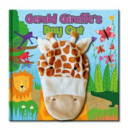 Large Hand Puppet Book   Gerald Giraffe s Day out