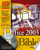 Microsoft Office 2003 Bible