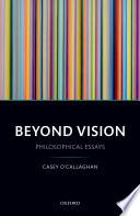 Beyond Vision book
