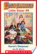 Karen s Sleepover  Baby Sitters Little Sister  9