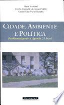 Cidade, ambiente e política