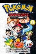 Pokémon Adventures: Black And White : of winning the pokémon league... now...
