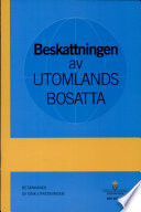 SOU 2003:012 Beskattningen av utomlands bosatta
