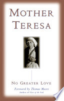 Ebook No Greater Love Epub Mother Teresa Apps Read Mobile