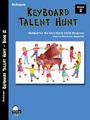 Keyboard Talent Hunt  Bk 2