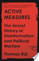 Active Measures Book PDF
