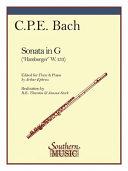Sonata in G (Hamburg)