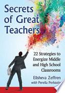 Secrets Of Great Teachers