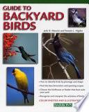 Guide to Backyard Birds