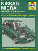 Nissan Micra K11 Series Service And Repair Manual