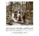 Jacques-Henri Lartigue Boy with a Camera