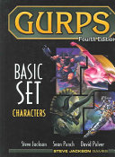 GURPS Fourth Edition Basic Set  Characters