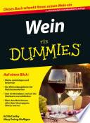 Wein f  r Dummies