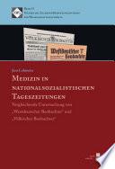 Medizin in nationalsozialistischen Tageszeitungen