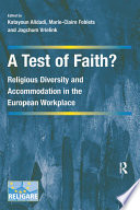 A Test Of Faith  book