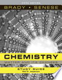 Chemistry, Student Study Guide