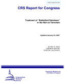 download ebook treatment of \'battlefield detainees\' in the war on terrorism pdf epub