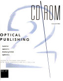 CD ROM   Optical publishing   a practical approach to developing CD ROM applications