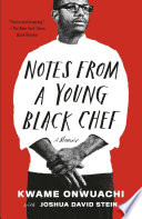 Book Notes from a Young Black Chef
