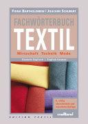 Fachwörterbuch Textil