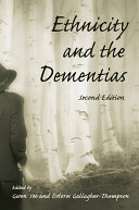 Ethnicity and the Dementias Second Edition