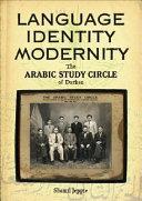 Language Identity Modernity