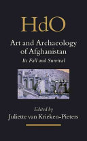 Art and Archaeology of Afghanistan