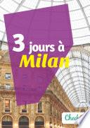 illustration du livre 3 jours à Milan