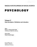 Magill S Encyclopedia Of Social Science Data Description