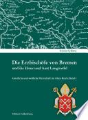 Die Erzbischöfe von Bremen und ihr Haus und Amt Langwedel