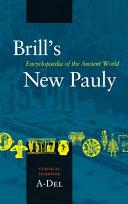 Brill s New Pauly  A Del