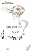 illustration Qu'est-Ce Que L'Internet?