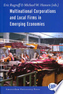 Ebook Multinational Corporations and Local Firms in Emerging Economies Epub Eric Rugraff,Michael W. Hansen Apps Read Mobile