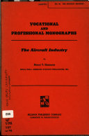 Vocational and Professional Monographs