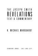 The Joseph Smith Revelations