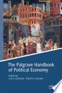 The Palgrave Handbook Of Political Economy