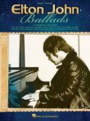Elton John Ballads