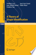A Theory Of Shape Identification