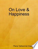 On Love   Happiness