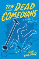 10 Dead Comedians