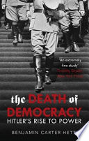 The Death Of Democracy