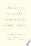 Design and Analysis of Time Series Experiments