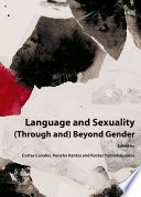 Language And Sexuality Through And Beyond Gender