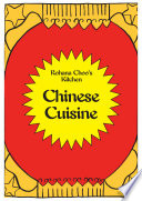 illustration du livre Chinese Cuisine - Rohana Choo's Kitchen