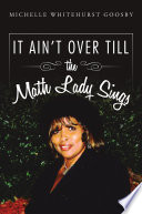 IT AIN T OVER TILL the Math Lady Sings